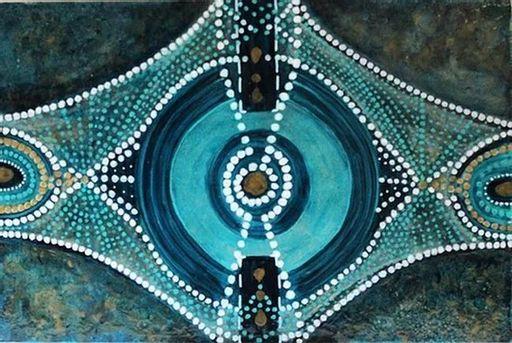 BATLI - Painting - CONSTELLATION