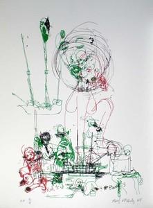 保罗•麦卡锡 - 版画 - Untitled