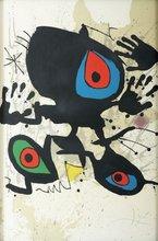 Joan MIRO - Print-Multiple - Hommage à Miro