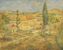 Miron SIMA - Painting - Landscape