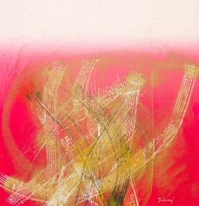 Yasuo SUMI - Gemälde - Untitled