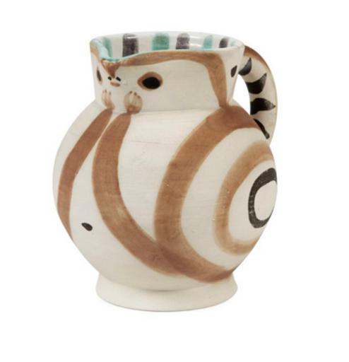 Pablo PICASSO - Ceramic - Petite chouette