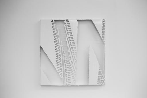 Vladimir MARIN - Sculpture-Volume - Turned Back