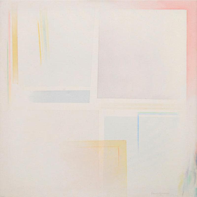 Riccardo GUARNERI - Painting - 4 quadrangoli