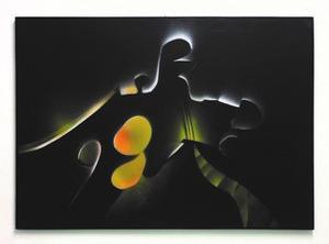 Jean TRIFFEZ - Peinture - Equivalence alchimique
