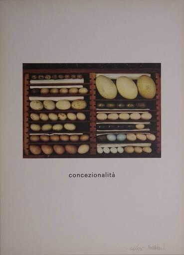 Eliseo MATTIACCI - Druckgrafik-Multiple - Concezionalità