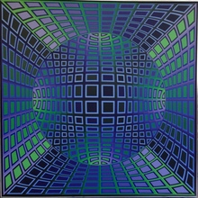 Victor VASARELY (1906-1997) - TALER-IF