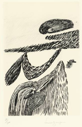 Louise BOURGEOIS - Print-Multiple - Inner life