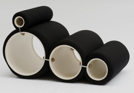 Joe COLOMBO - Flexform Tube Chair