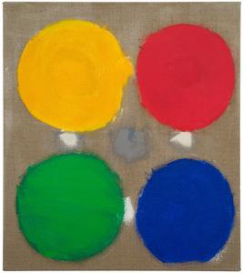 Jerry ZENIUK - Painting - Untitled