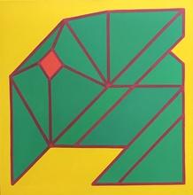 Achille PERILLI - Peinture - Trampa