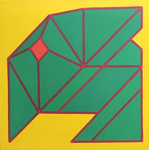 Achille PERILLI - Pintura - Trampa