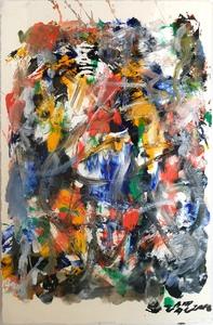WANG Yigang - Painting - A21