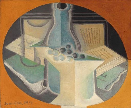 Juan GRIS - Peinture - Stil-life