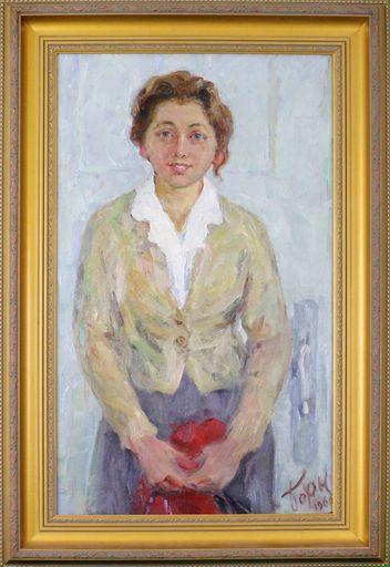 Vladimir Ilitch BARYCHKOV - Painting - Musya