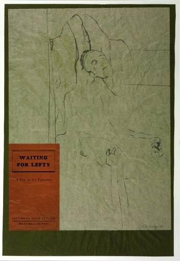 Ronald Brooks KITAJ - Print-Multiple - Waiting for Lefty