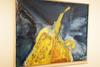 Modest SALA - Painting - Llavor de la vida -- Seed of life