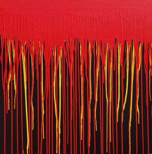 Giuseppe FORTUNATO - Peinture - Colate 2013