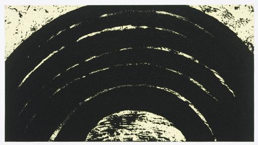 Richard SERRA - Estampe-Multiple - Paths and Edges #4