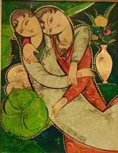 Sadegh TABRIZI - Painting