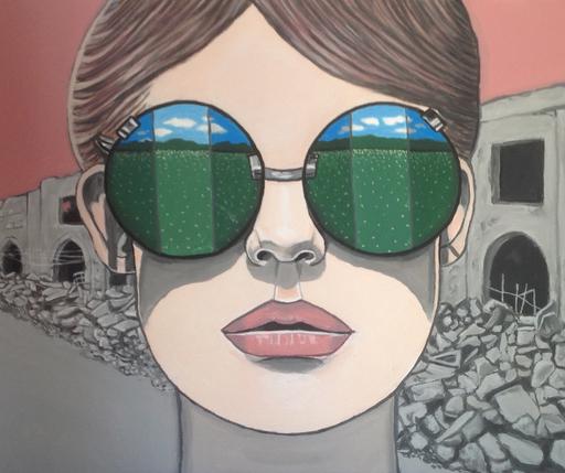 Eva Janina WIECZOREK - Gemälde - Aleppo