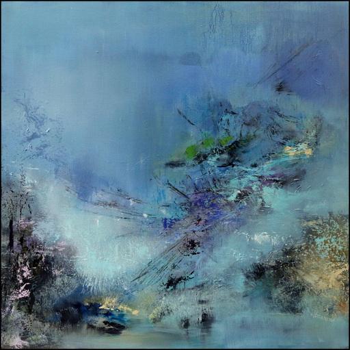 Martine BONNAMY - Peinture - L'éclat