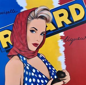 Narcís GIRONELL - Pintura - RICARD