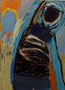 Sandra DETOURBET - Painting - Hourra!