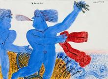 Alexandre FASSIANOS - Peinture