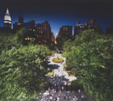 Stephen WILKES - Fotografia - Gramercy park