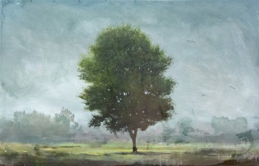 Peter HOFFER - Peinture - Linden 2020