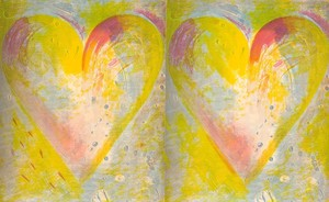 Jim DINE - Print-Multiple - Lemon and Moon
