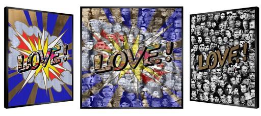 Patrick RUBINSTEIN - Photo - Explosion d'Amour