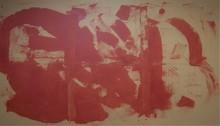 Ernst CIJULUS - Painting - Ecriture