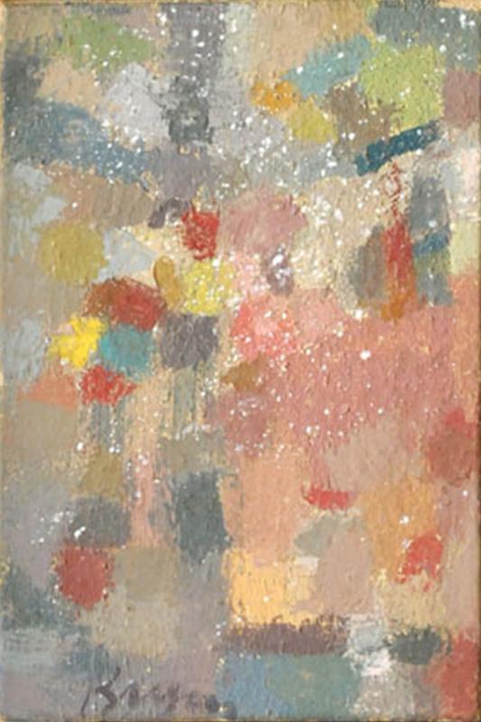 Camille BRYEN - Peinture - Composition