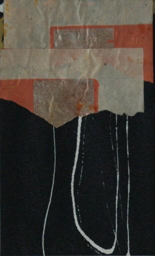 Luciano BARTOLINI - 绘画 - Carta Vetrata