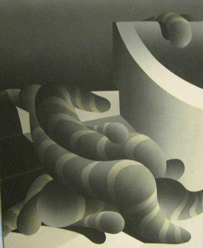 Koji FURUDOI - Painting - surréalisme