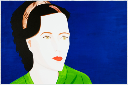 Alex KATZ - Print-Multiple - Sharon