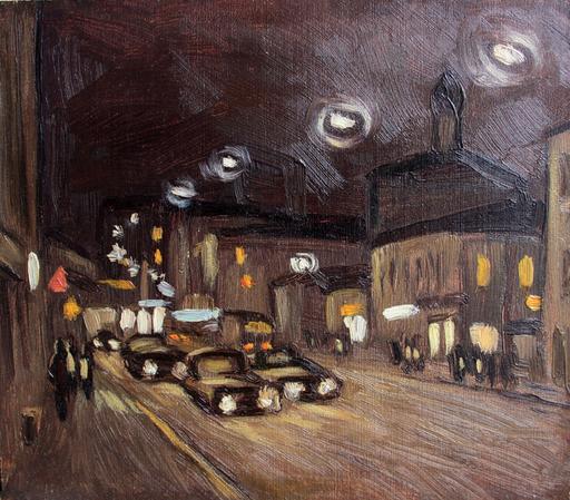 Valeriy NESTEROV - Sretenka street. Moscow