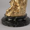 """Théophile François SOMME - Escultura - Théophile François Somme (1971-1952) """"Musette"""", XIXe"""