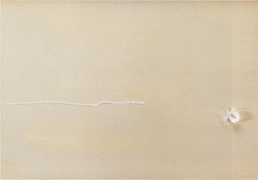 Pier Paolo CALZOLARI - Pintura - Senza titolo