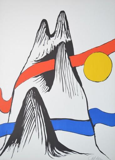 Alexander CALDER - Print-Multiple - Les Rubens