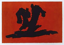 Robert MOTHERWELL (1915-1991) - Wave