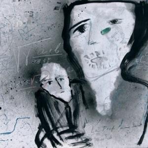 Zvi MILSHTEIN - 绘画 - Les problèmes insolubles