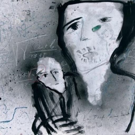 Zvi MILSHTEIN - Painting - Les problèmes insolubles
