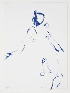 Tracey EMIN - Print-Multiple - Sitting with you