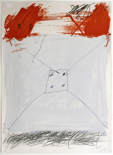 Antoni TAPIES - Print-Multiple - Poems from the Catalan