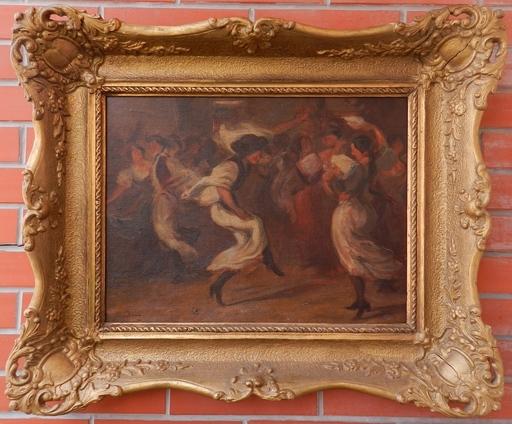 Gyula RUDNAY - Painting - Cardo