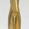 Karl HAGENAUER - Sculpture-Volume - Standing figure