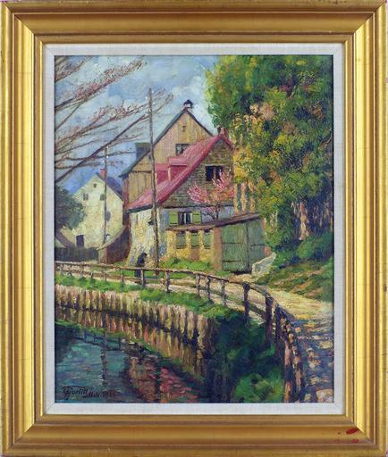Friedrich GURLITT - Pintura